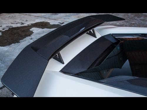 Novitec Huracan carbon fiber double rear wing L6 222 28 | Torrent Motorworks