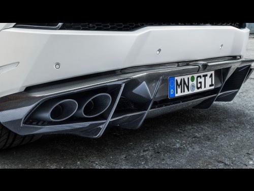 Novitec Huracan carbon fiber rear diffuser | Torrent Motorworks