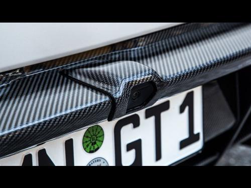 Novitec Huracan carbon fiber rear camera cover L6 222 46 | Torrent Motorworks