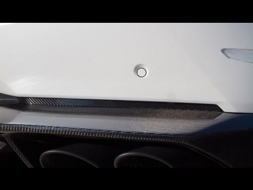Novitec Huracan rear diffuser trim L6 222 47 | Torrent Motorworks