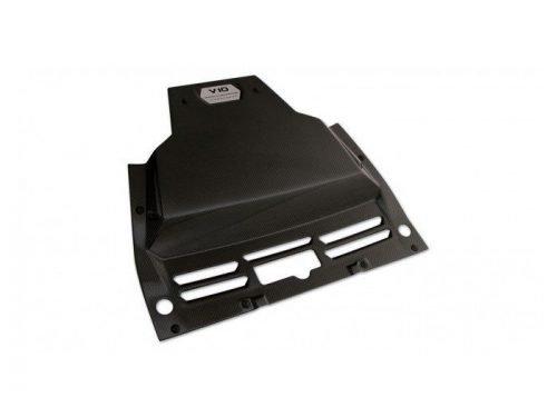 Novitec Huracan carbon fiber engine cover (glass bonnet) L6 222 48 | Torrent Motorworks