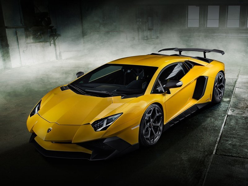 Lamborghini Aventador SV Performance in New York | Torrent Motorworks