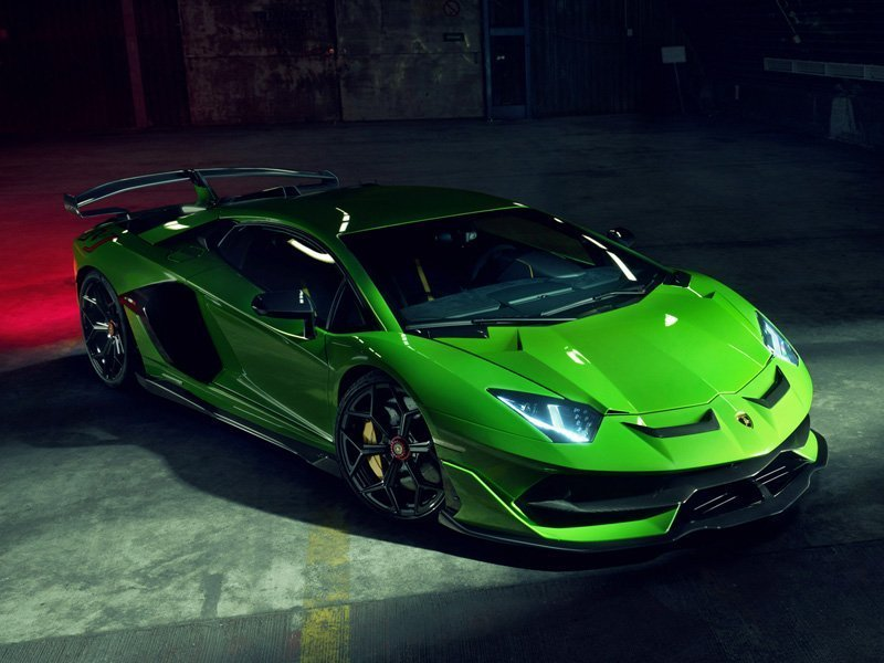 Lamborghini Aventador SVJ Performance in New York | Torrent Motorworks