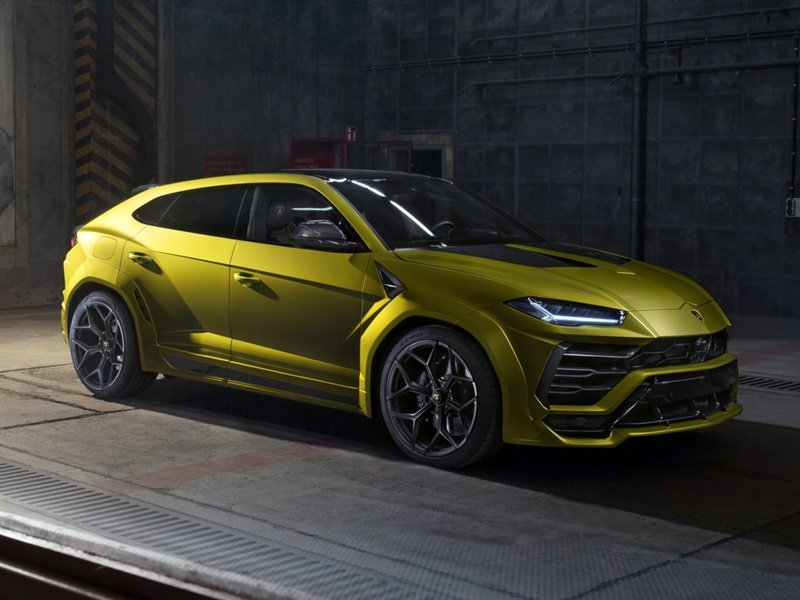 Lamborghini Urus Performance in New York | Torrent Motorworks