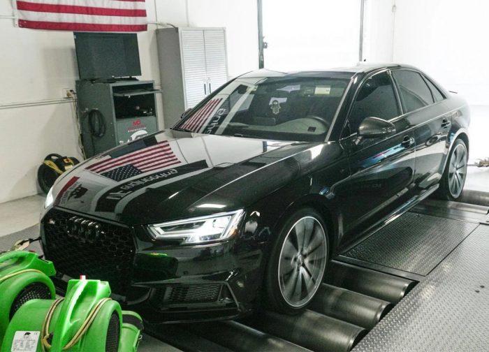 VF Engineering Audi S4/S5 B9 ECU Tuning | Torrent Motorworks