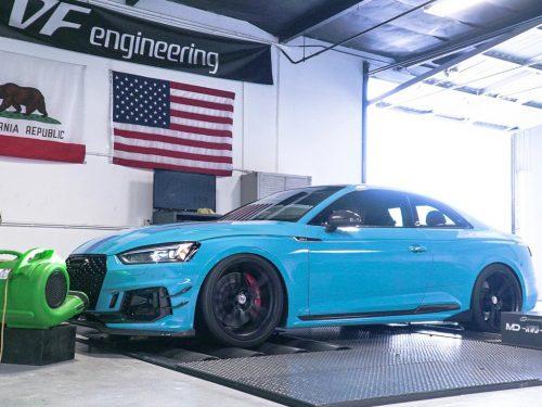 VF Engineering Audi RS 5 B9 ECU Tuning | Torrent Motorworks