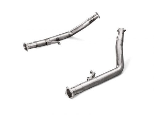 Akrapovic Downpipes - G63 W463 | Torrent Motorworks