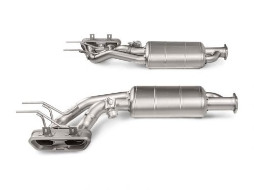 Akrapovic Evolution Line Exhaust | G63 W463 | Torrent Motorworks