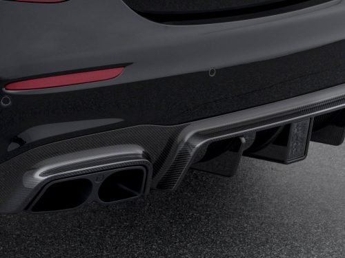 BRABUS sport exhaust E63 S (W213) | Torrent Motorworks