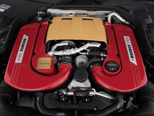 BRABUS PowerXtra 650 AMG C63 S (W205) | Torrent Motorworks