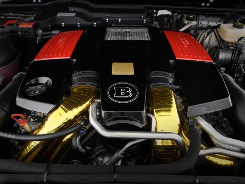 BRABUS AMG G63 PowerXtra B63S-700 | Torrent Motorworks