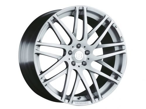 BRABUS Monoblock F Platinum Edition wheels | Torrent Motorworks