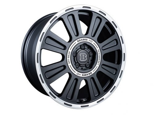 BRABUS Monoblock HD wheels | Torrent Motorworks