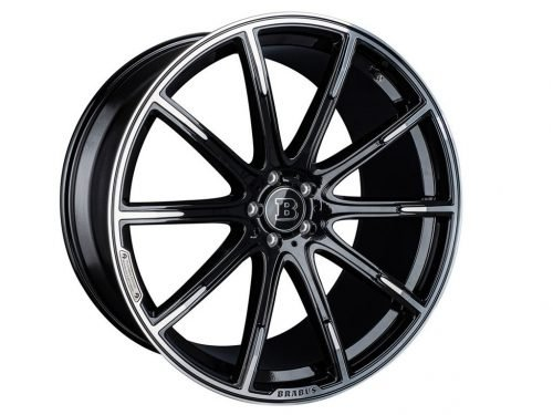 BRABUS Monoblock Z Platinum Edition wheels | Torrent Motorworks