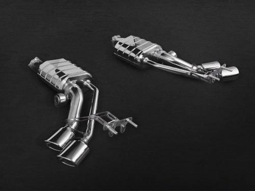 Capristo Valved Exhaust (Dual Tip) G63 W463 | Torrent Motorworks