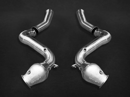 Capristo Downpipes AMG C63/C63 S W205 | Torent Motorworks