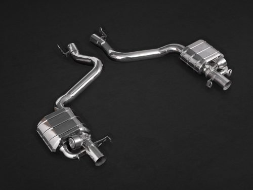 Capristo valved exhaust AMG E63S W213 | Torrent Motorworks