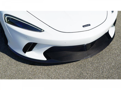 Novitec McLaren GT carbon fiber front lip spoiler in New York | Torrent Motorworks