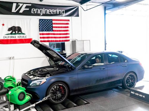 VF Engineering AMG C63 W205 ECU tuning | Torrent Motorworks