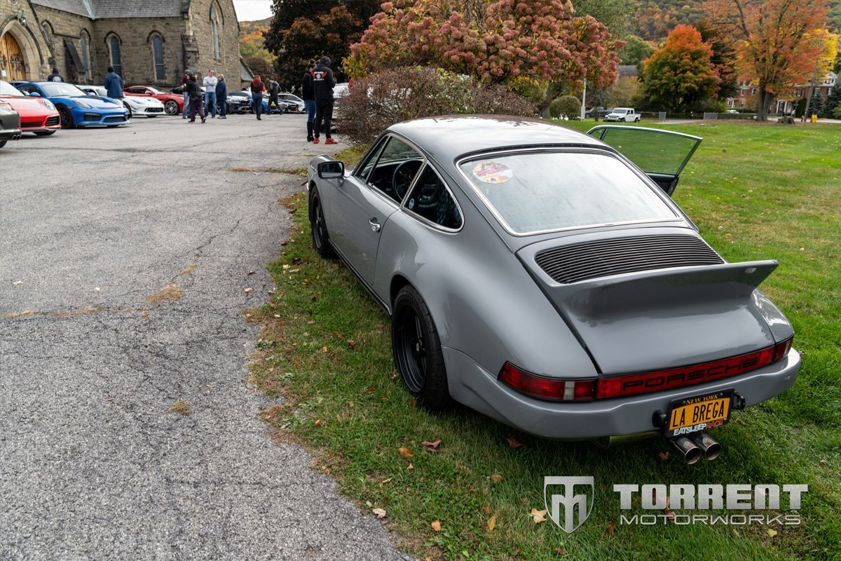 Aircooled | Cruise Control Rally 3.75 | Torrent Motorworks