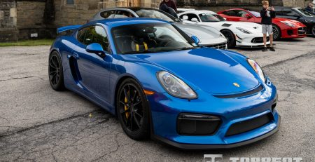 Cayman GT4 | Cruise Control Rally 3.75 | Torrent Motorworks