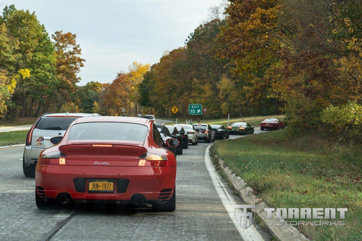 996 Turbo | Cruise Control Rally 3.75 | Torrent Motorworks