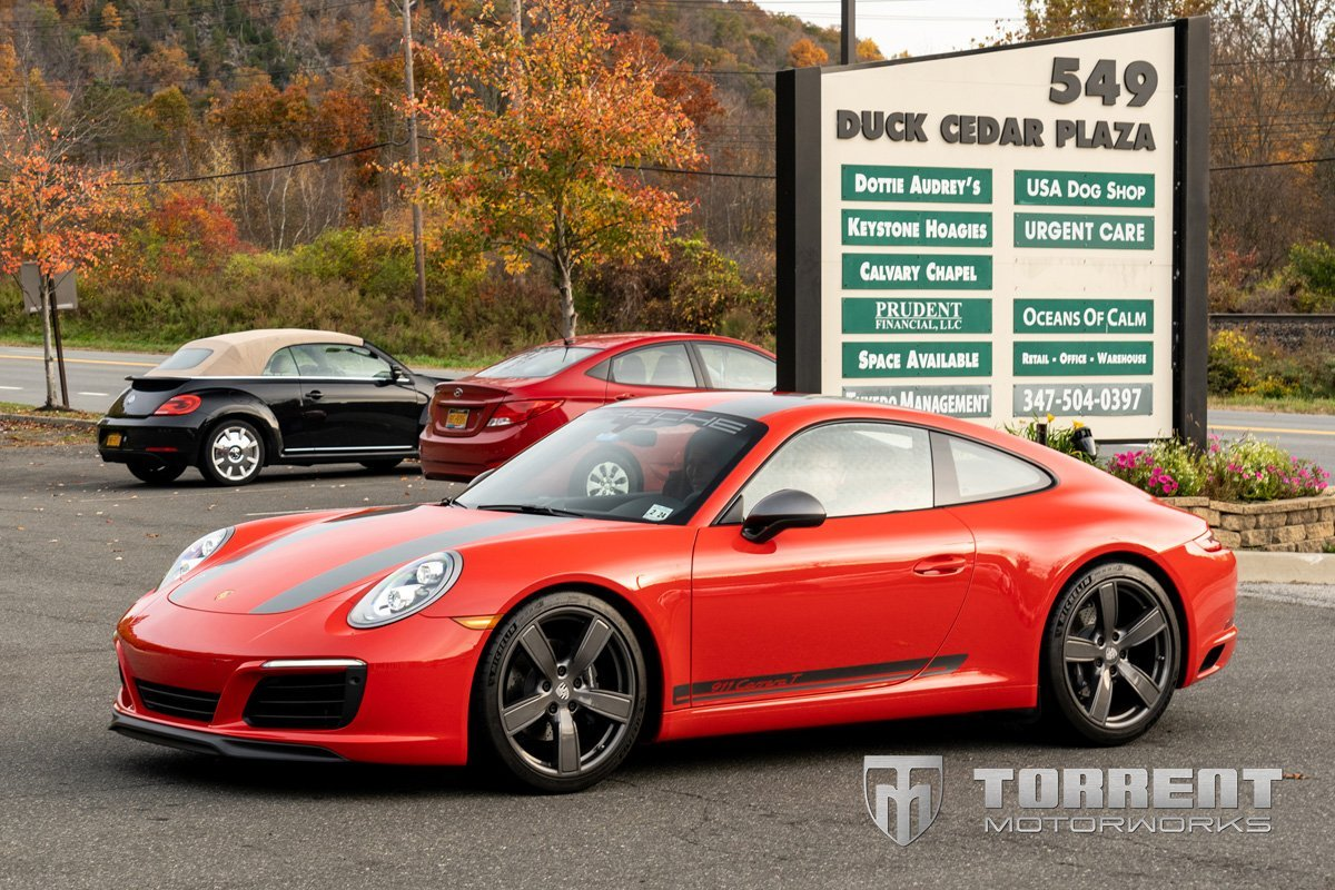 991.2 Carrera T | Cruise Control Rally 3.75 | Torrent Motorworks