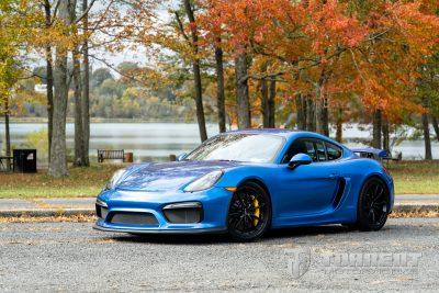Porsche Cayman GT4 | Rockland Lake State Park | Torrent Motorworks