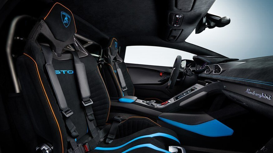 Interior | Huracan STO performance in New York | Torrent Motorworks