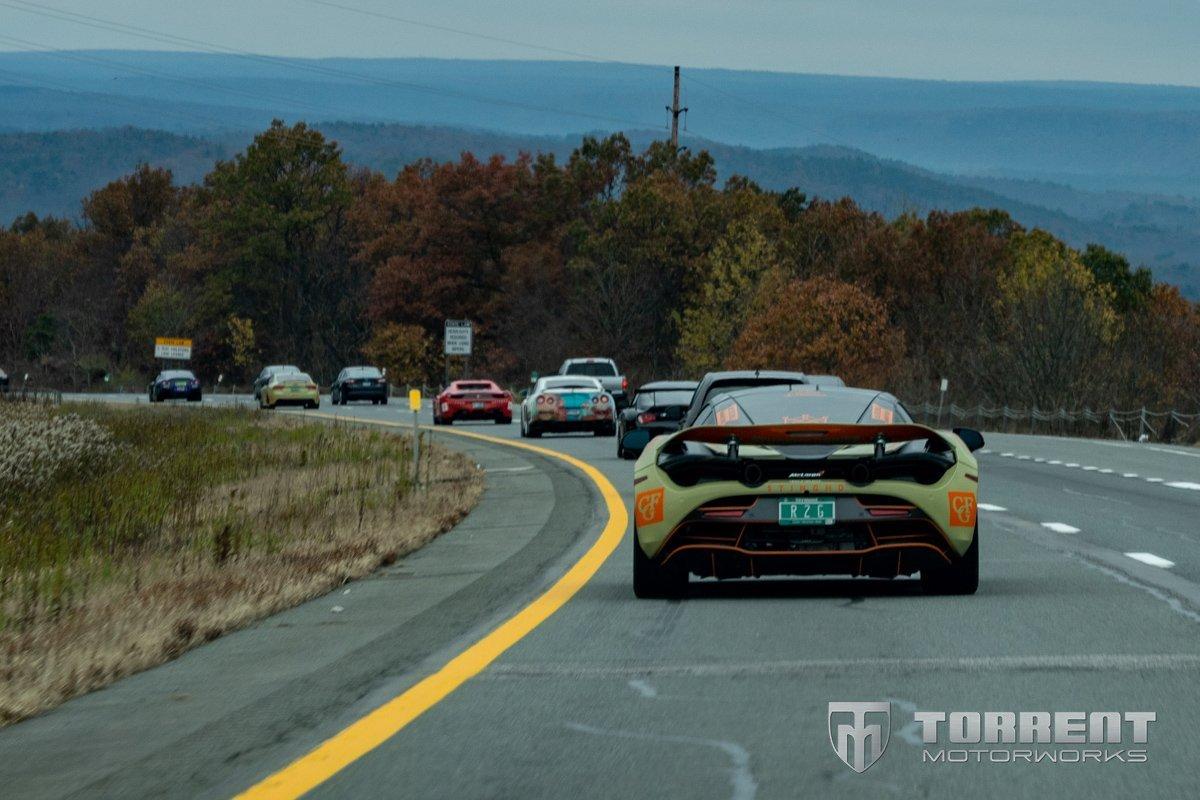 Classic Car Club Manhattan / Rally 2 Give | Torrent Motorworks