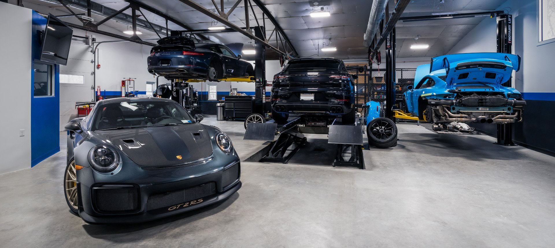 Torrent Motorworks Porsche performance in Nyack, New York Rockland County