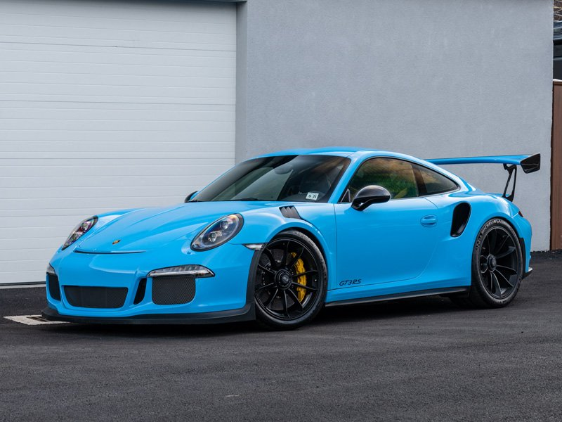 Porsche 911 GT3 RS (991) performance and service in Nyack, NY   Torrent Motorworks