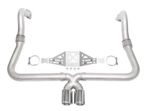 SOUL Performance Porsche 718 exhaust system | Torrent Motorworks