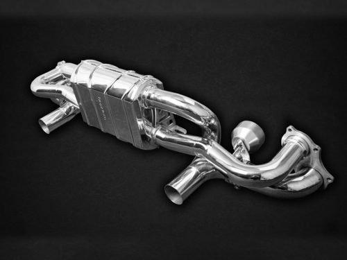 Capristo 718 4.0L GT4/Spyder/GTS valved exhaust | Torrent Motorworks