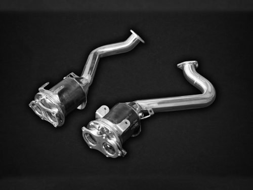 Capristo 718 4.0L GT4/Spyder/GTS link pipes | Torrent Motorworks
