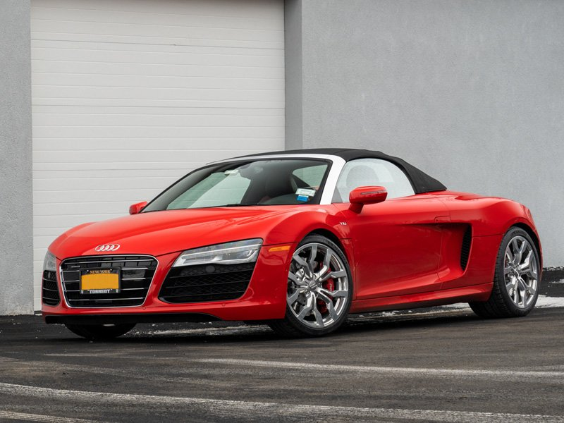 Audi R8 Performance & Service in Nyack, NY | Torrent Motorworks