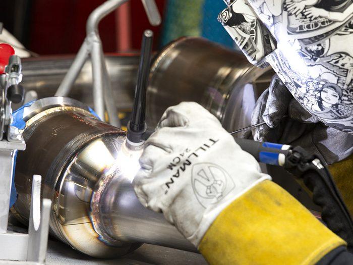 992 Carrera SOUL Peformance sport cats   Torrent Motorworks