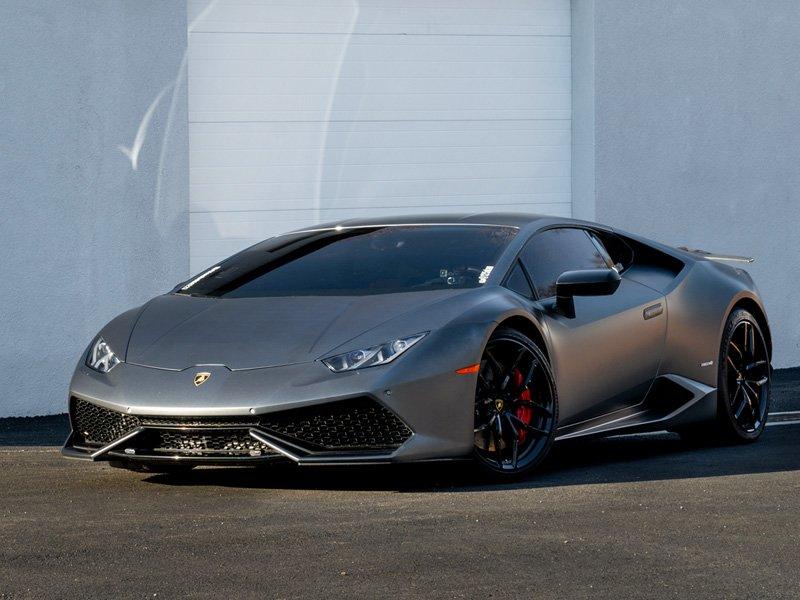 Lamborghini Huracan performance and service in Nyack, NY | Torrent Motorworks