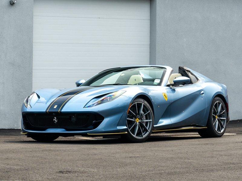 Ferrari 812 Superfast & GTS Performance   Torrent Motorworks