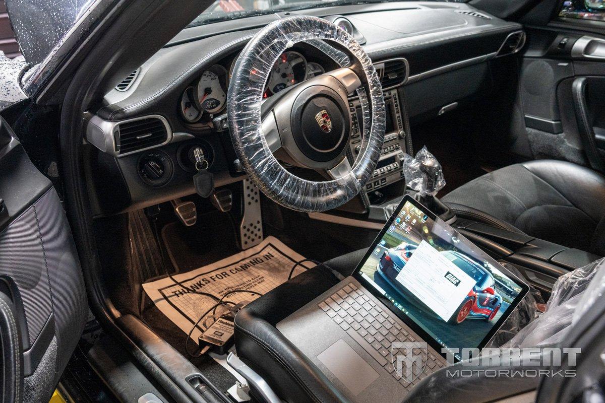 GIAC DME Tuning 997 Carrera   Torrent Motorworks