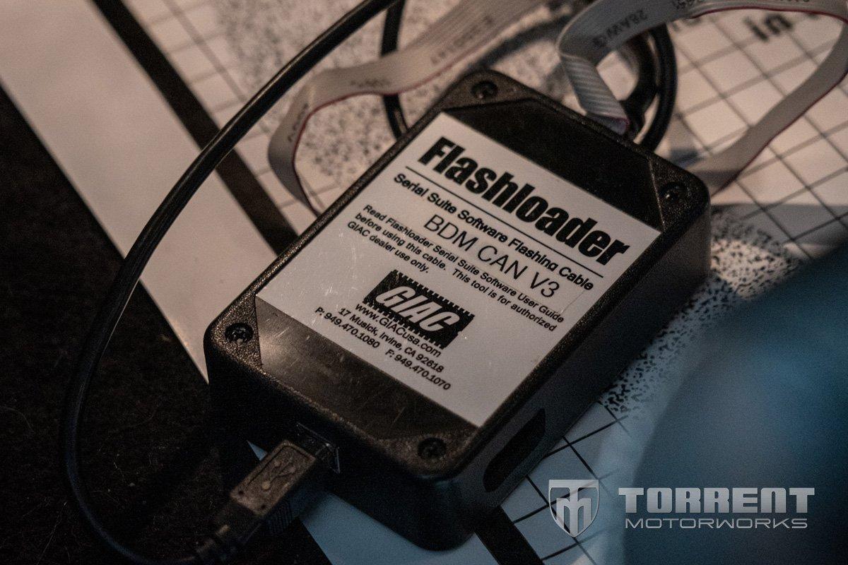 GIAC Tuning 997 Carrera   Torrent Motorworks
